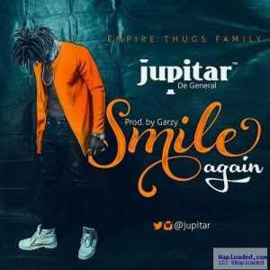 Jupitar - Smile Again (Prod. By Masta Garzy)